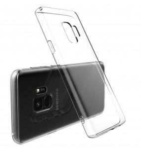 Silikonowe Etui CRYSTAL CASE Samsung Galaxy S9 + PLUS