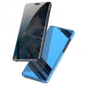 "Etui Case Clear View 2.0 Cover Huawei P Smart 2019 (6,2"")"