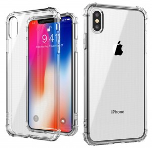 "Etui Air Cushion - iPhone XS Max (6,5"")"