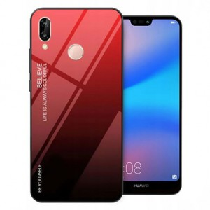 "Gradient Glass Case - Huawei P20 Lite (5,8"")"