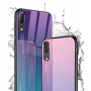 "Gradient Glass Case - Huawei P20 (5,8"")"