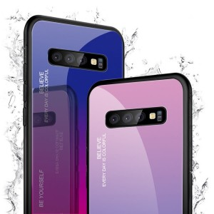 "Gradient Glass Case - Samsung S10+ (6,4"")"
