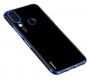 "Silicone Metalic Luxury Plated Huawei P30 Lite (5,8"")"