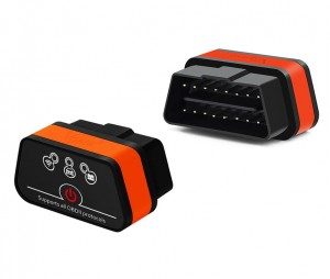 Interfejs OBD 2, ELM327, Vgate iCar2 Bluetooth + CD