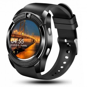 Smartwatch Armor Black