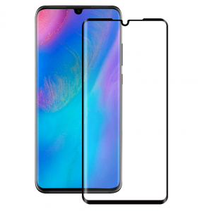 "Smart-Glass® Szkło Hartowane Full Glue (0,4 mm) - Huawei P30 Lite (6,15"")"