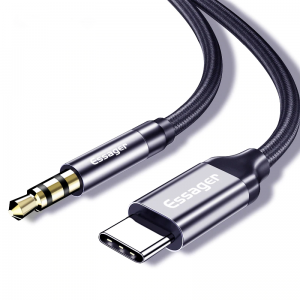 Adapter USB-C do Mini Jack (3,5 mm) - Essager®