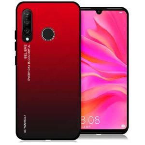 "Gradient Glass Case - Huawei P30 Lite (6,1"")"