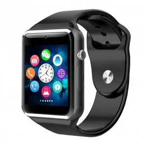 Smartwatch A1 - Sim iOS Android