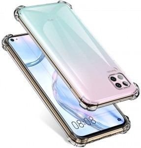 "Etui Air Cushion - Huawei P40 Lite (6,40"")"