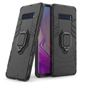 "Etui Pancerne Holder Ring Case - Samsung Galaxy S10 (6,1"")"