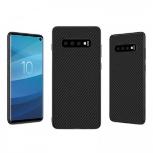 "Etui Carbon Slim - Samsung Galaxy S10 (6,1"")"