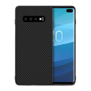 "Etui Carbon Slim - Samsung Galaxy S10+ (6,4"")"