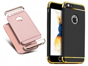 3W1 ETUI BUMPER CASE ARMOR PREMIUM IPHONE 6/6s PLUS