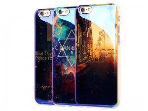 Etui hologram BLU-RAY druk iPhone 5 5s SE