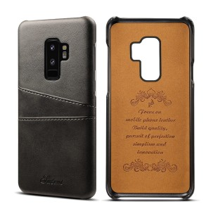 SKÓRZANE ETUI JUTENI LEATHER CASE Samsung Galaxy S9+ PLUS