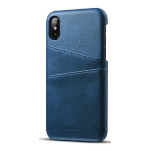 "SKÓRZANE ETUI JUTENI LEATHER CASE iPhone X (5,8"")"