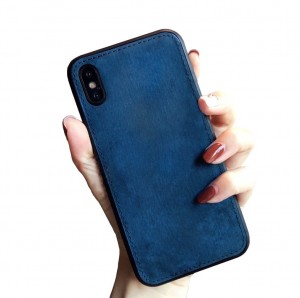 "Jeans Case - Apple iPhone X / XS (5,8"")"