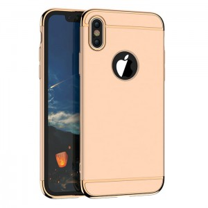"3w1 ETUI BUMPER CASE ARMOR PREMIUM APPLE IPHONE X (5,8"")"