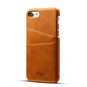 "SKÓRZANE ETUI JUTENI LEATHER CASE iPhone 6+/6s+ PLUS (5,5"")"